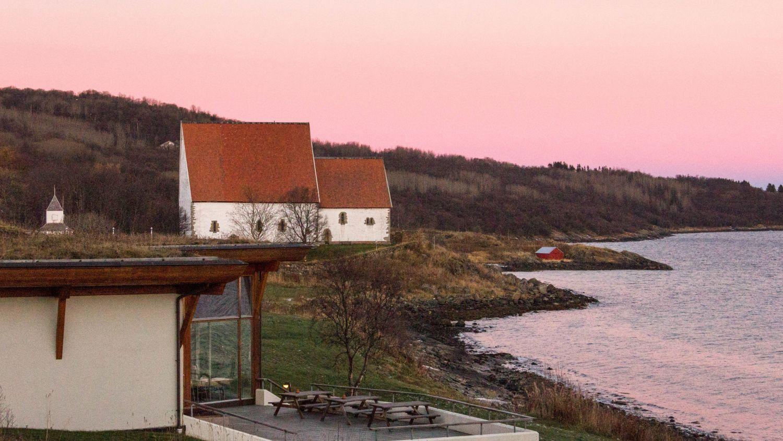 Trondenes medieval senter Photo: Harriet M. Olsen, Sør-Troms museum