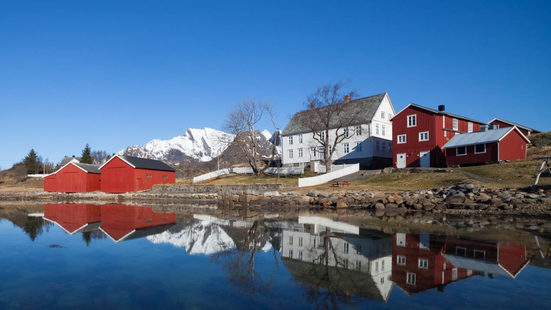 Lofotmuseet, photo: Kjell Ove Storvik