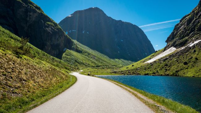 Norangsdalen with it's wild mountains. Photo: AdobeStock