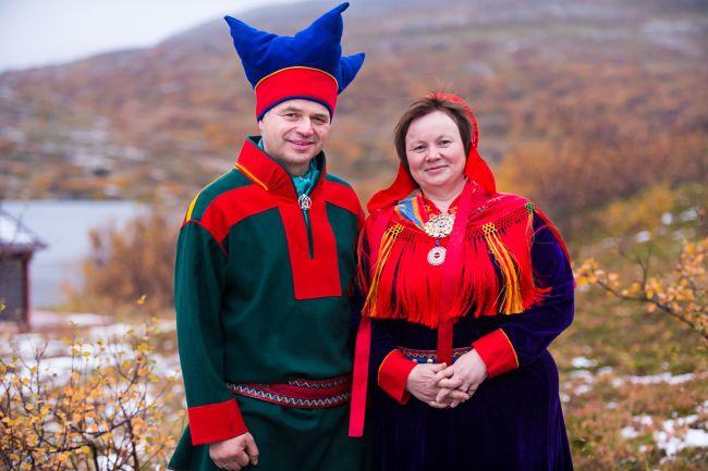 Sami couple.foto_ørjan_bertelsen