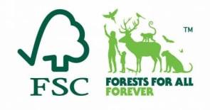 FSC Forests For All Logo