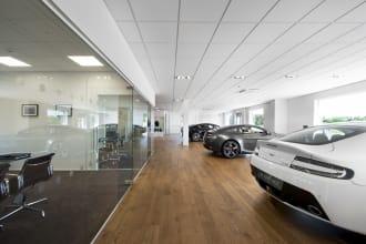 Arena | Aston Martin