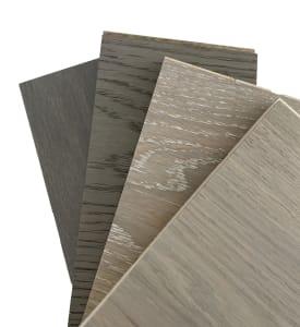 Gray Wood Flooring Samples
