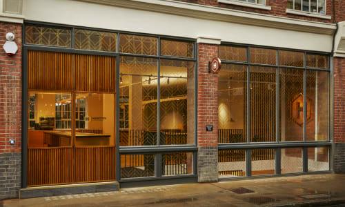 Havwoods Clerkenwell Wood Flooring Showroom