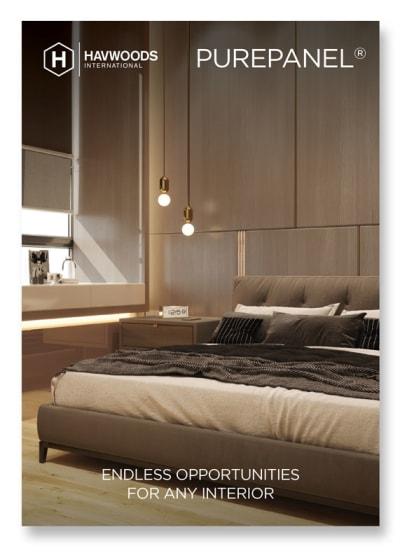 PurePanel Real Wood Veneer Panels Product Catalogue Download