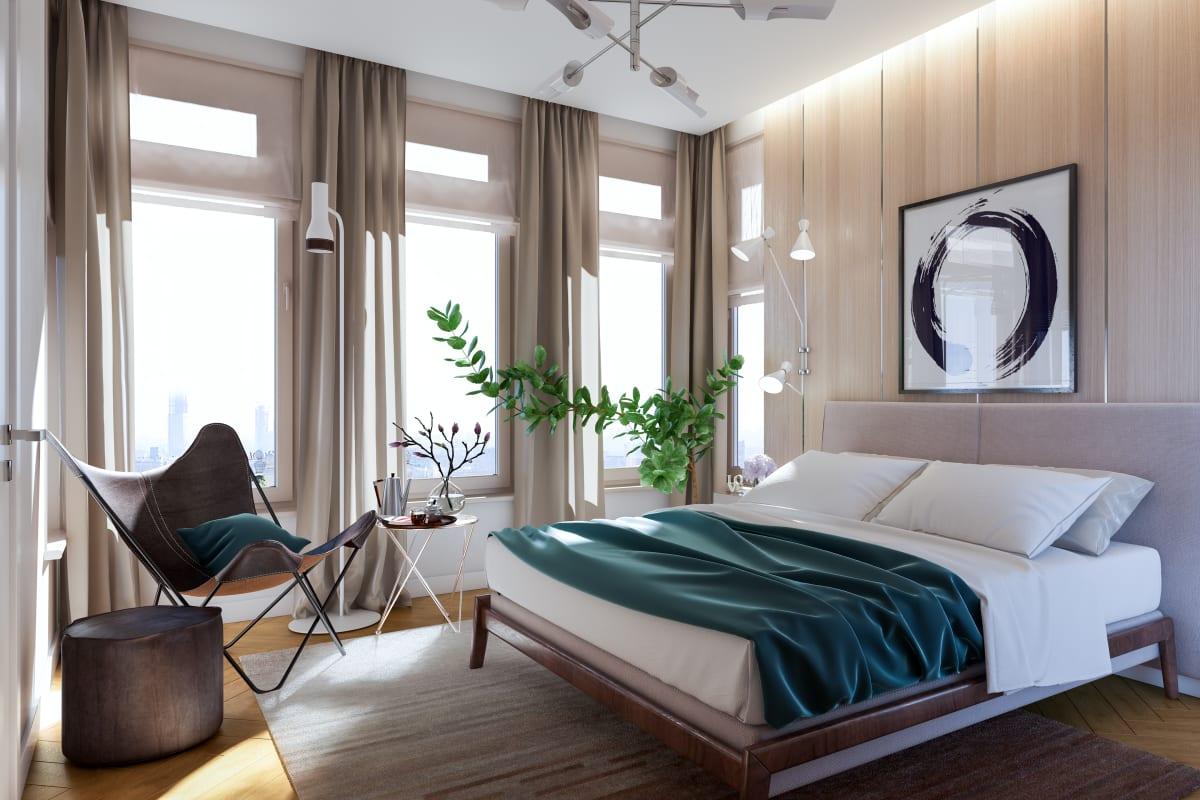 Blanco Bedroom