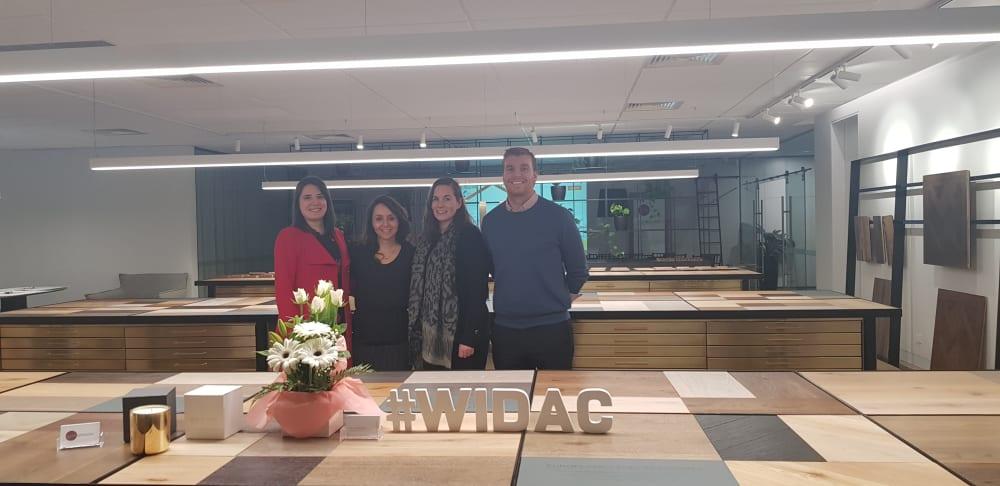 News | AU | WIDAC | Showroom Workshop 7
