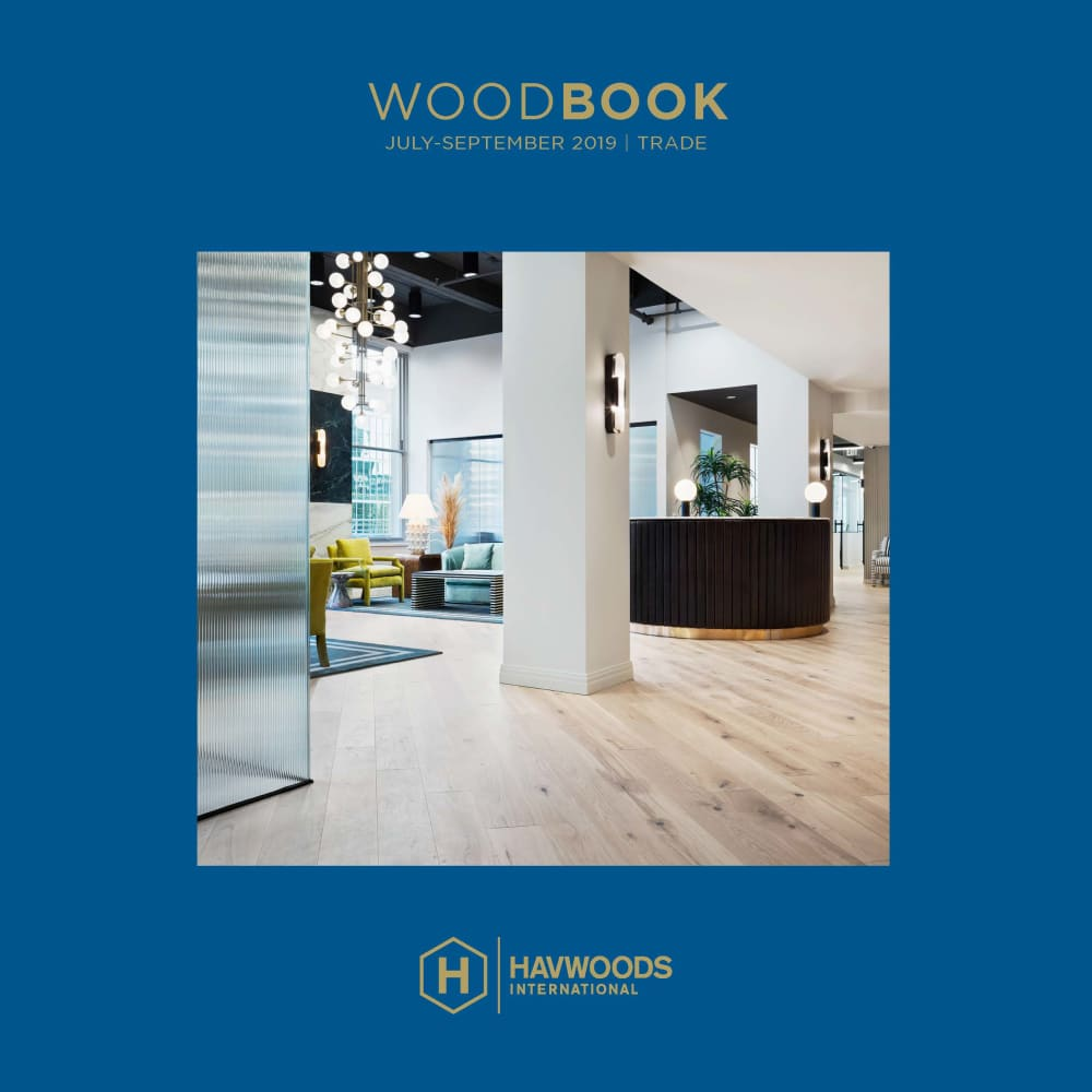 Wood Book | NA | Trade | Q3 2019 | Cover Image