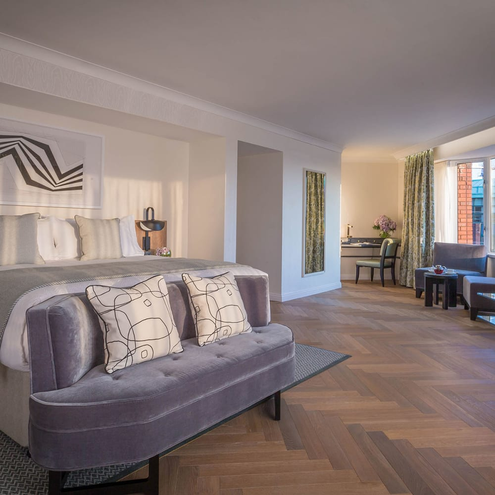 Project | UK | Henley | HW3755H | Heres | Conrad Hotel Dublin Presidential Suite | Article Image
