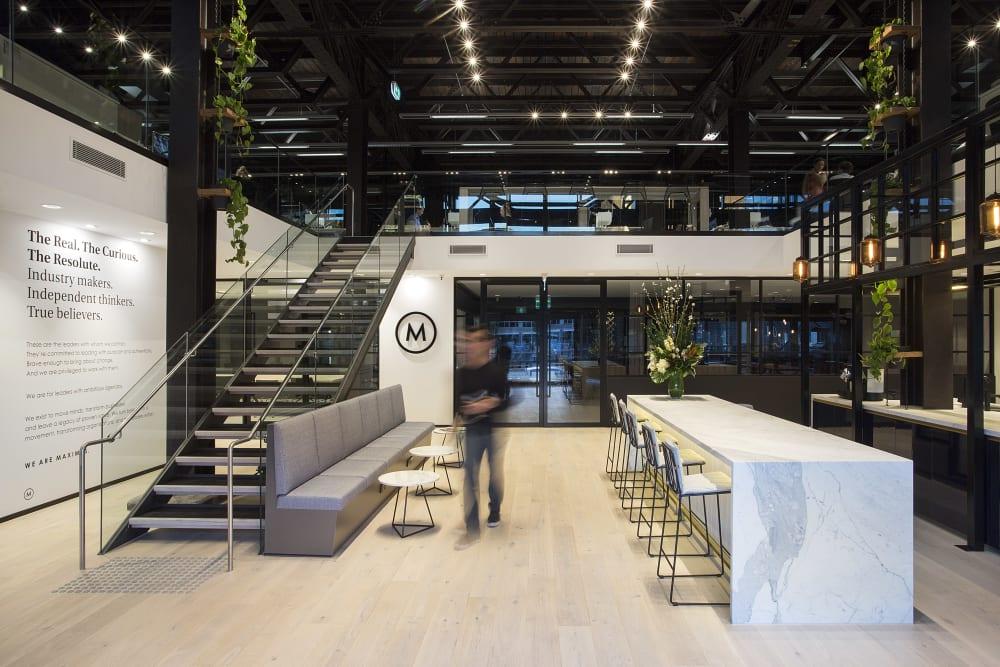Maximus Office Entrance