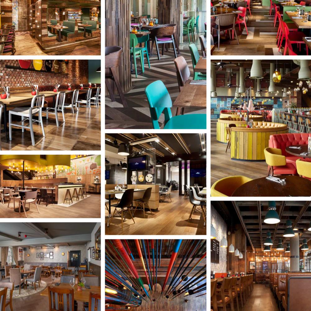 Bars Restaurants Inspire Gallery