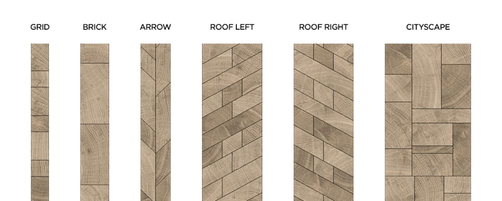 Foret Collection Patterns