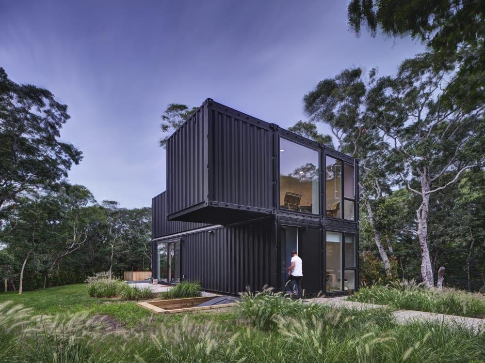 Project | NA | Venture Plank | HW3622 | Blanco | Modular Amagansett Residence 5