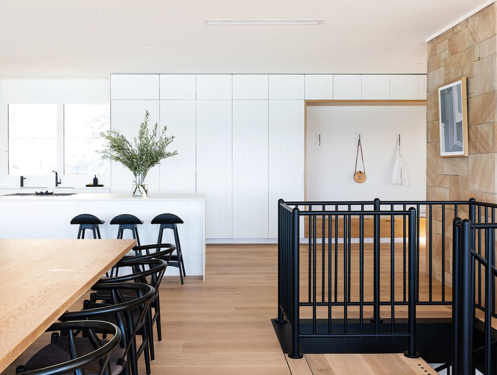 Havwoods Amazon Wide Plank Timber Flooring - Private Home Palm Beach NSW