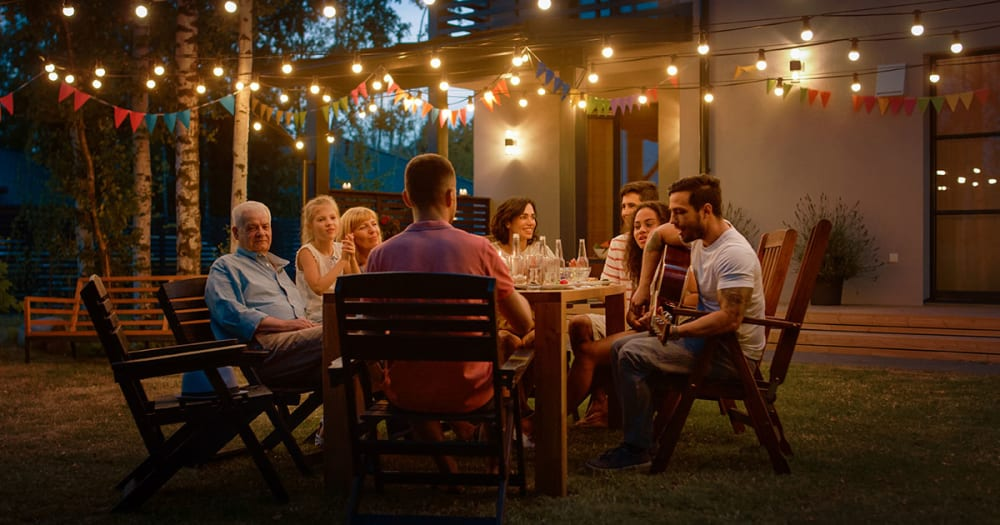 News | AU | Backyard Lighting LI