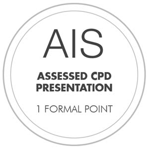 AIS Accredited CPD presentations