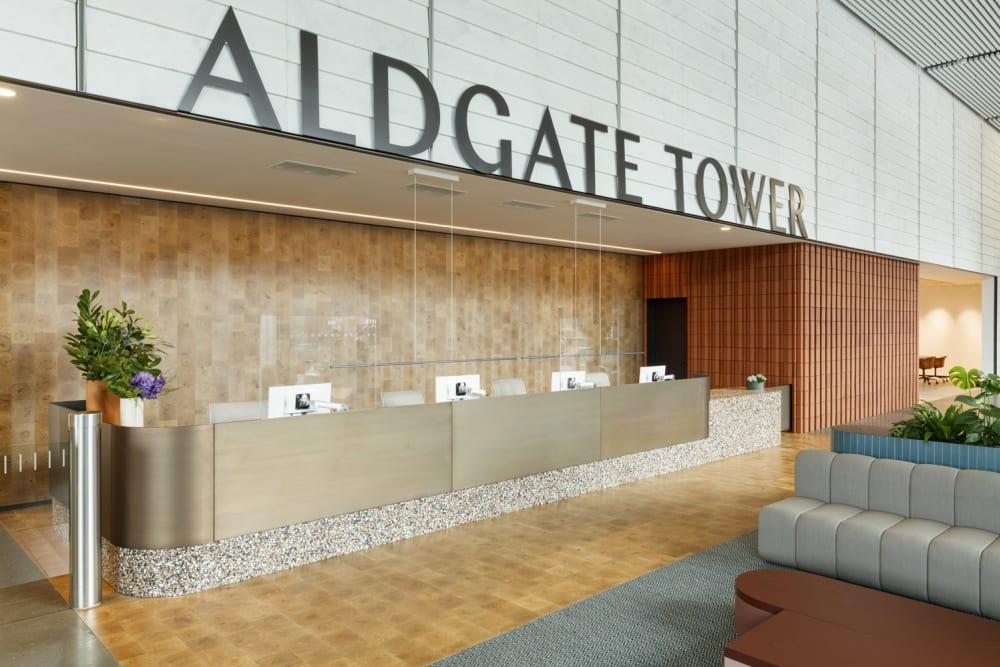 Algate Tower