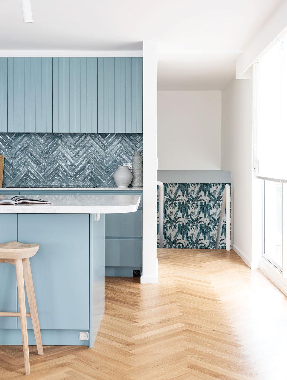 Project | AU | HW16002 Pallido Herringbone | Your Beautiful Home North Steyne Home 05 Portrait