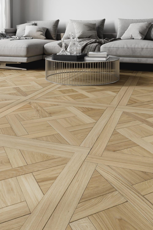 Natural Wood Flooring | Amazon