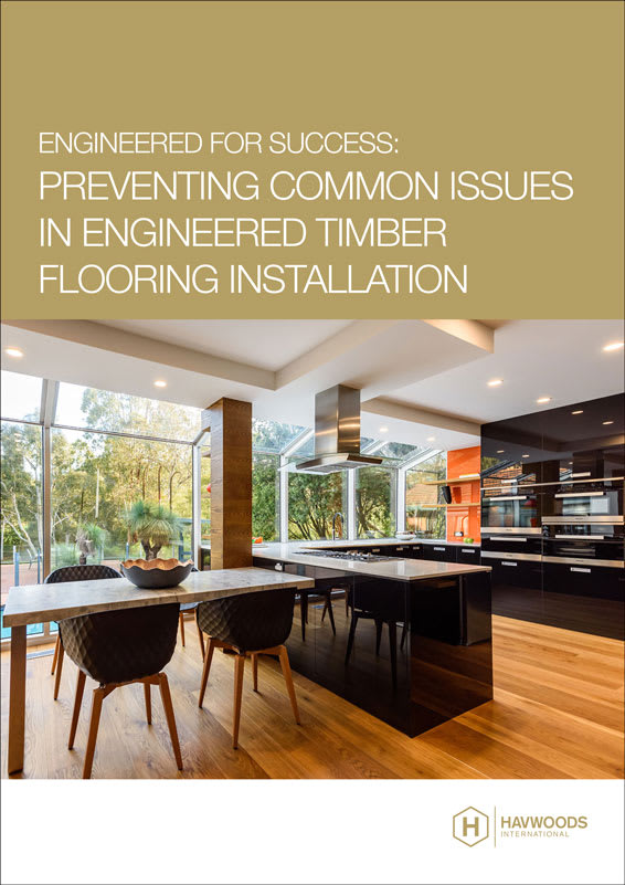Whitepaper - Preventing Common Issues Installing Timber Flooring