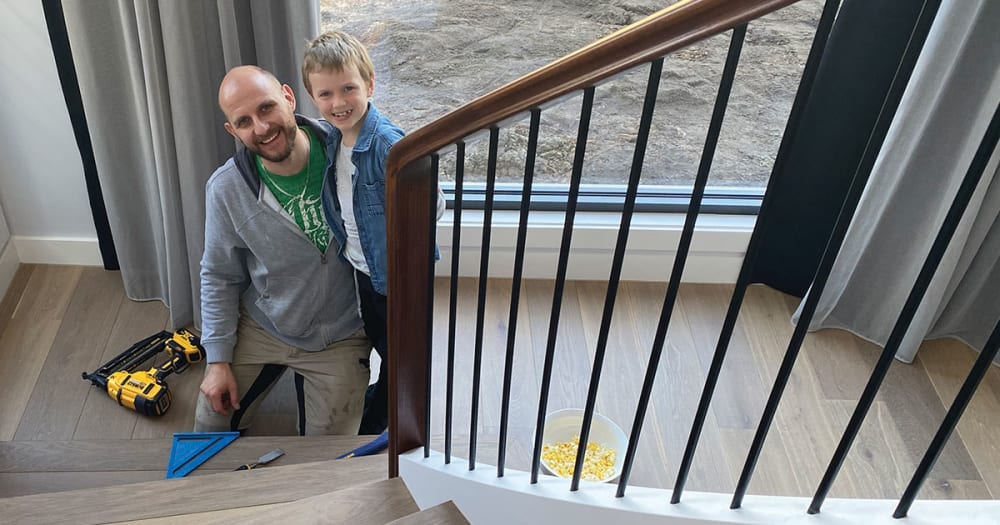 Interview with Paul Szewczyk of PD Timber Floors