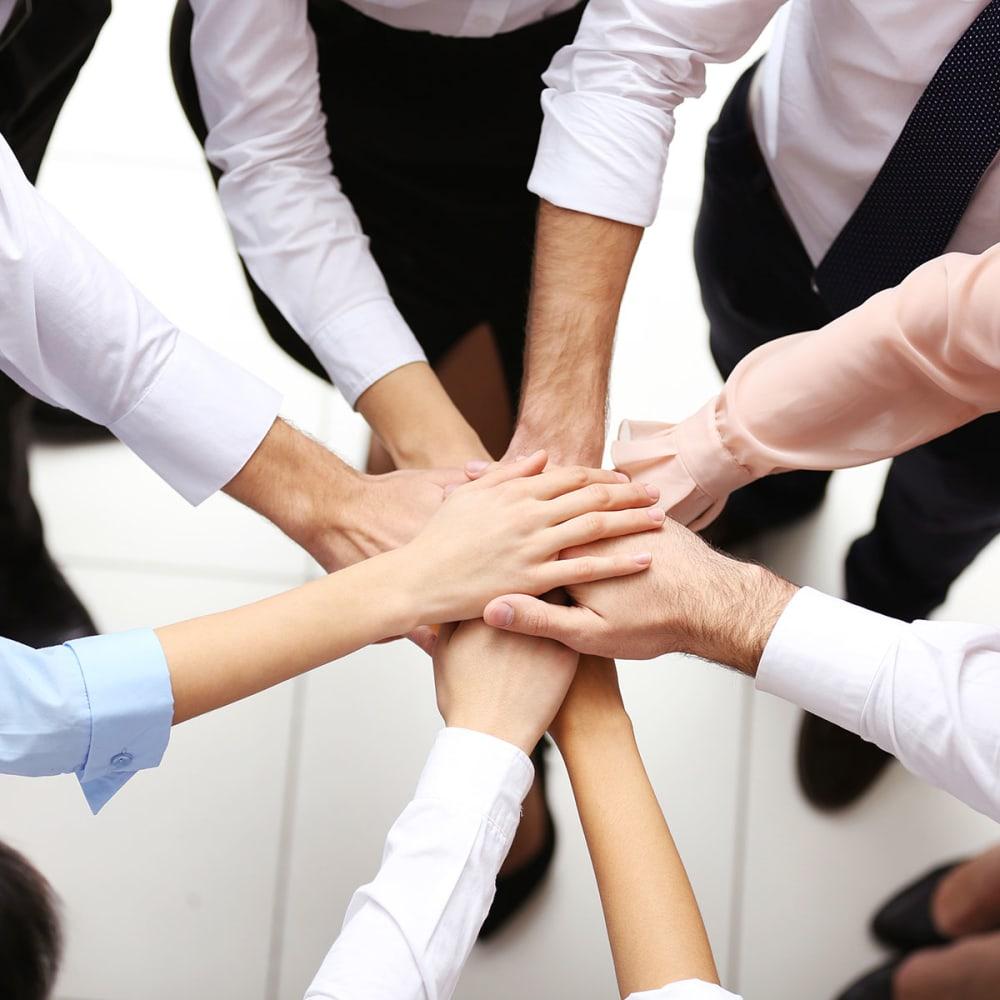 Staff | AU | Hands In Shutterstock | AU | 01 Square