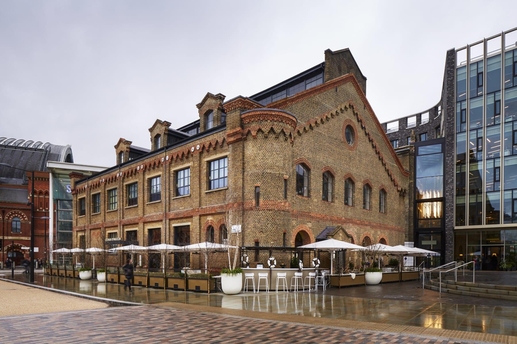 German Gymnasium, London