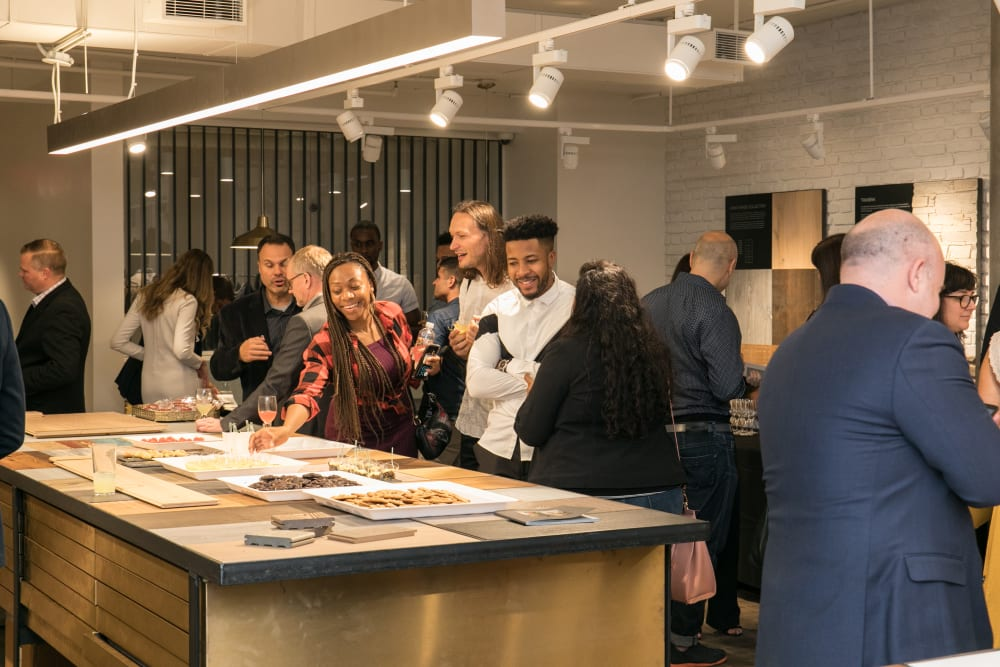 NYC Showroom Anniversary