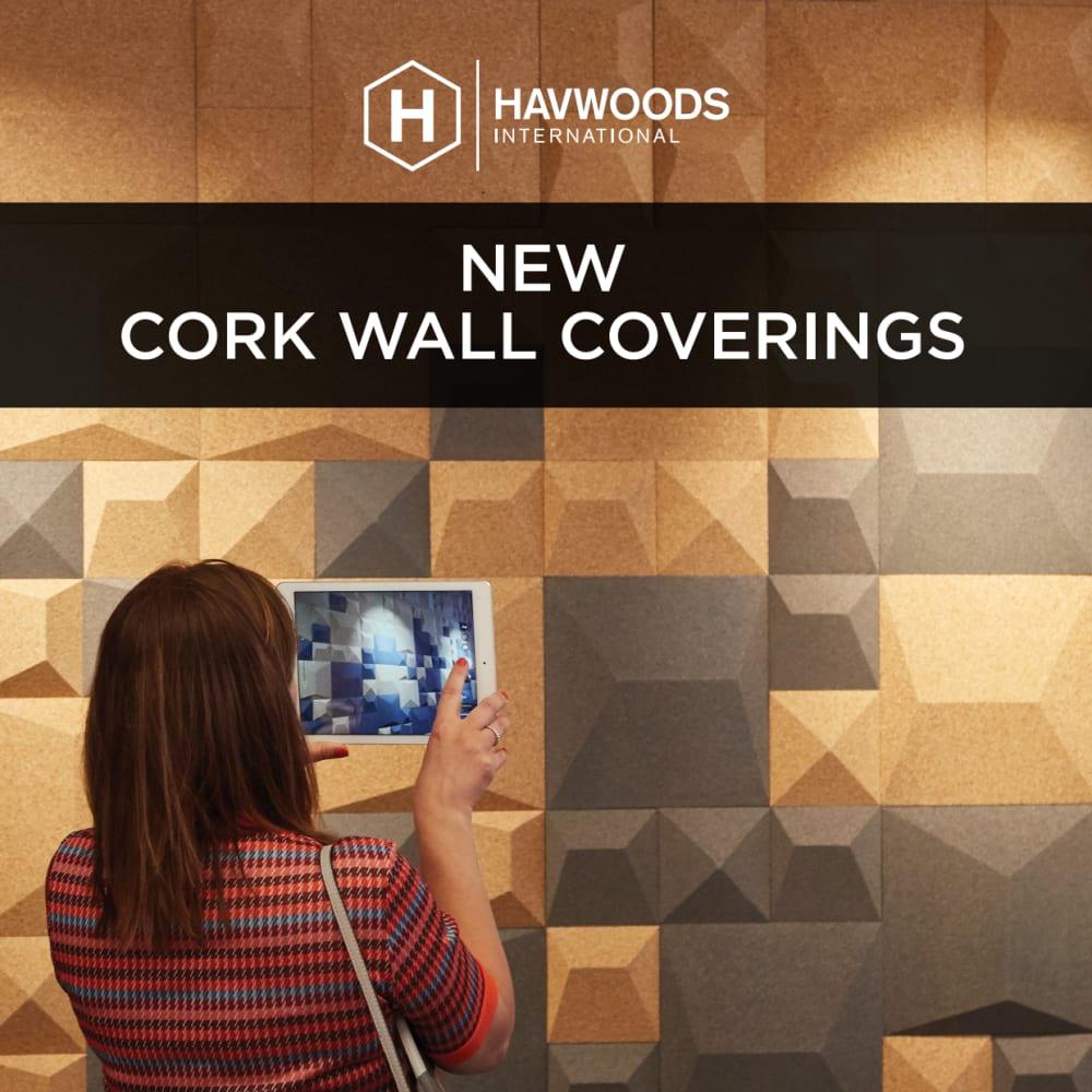 Cork Wall Tiles Flyer