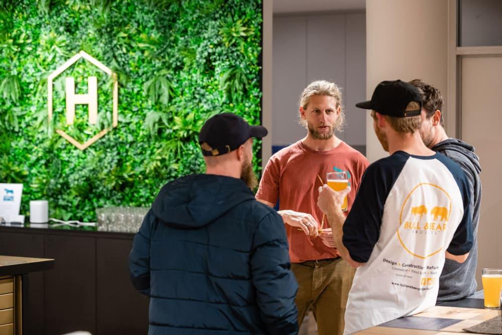 News | AU | NC Installation Workshop | Photo 2