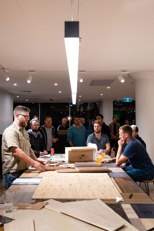 News | AU | NC Installation Workshop | Photo 4