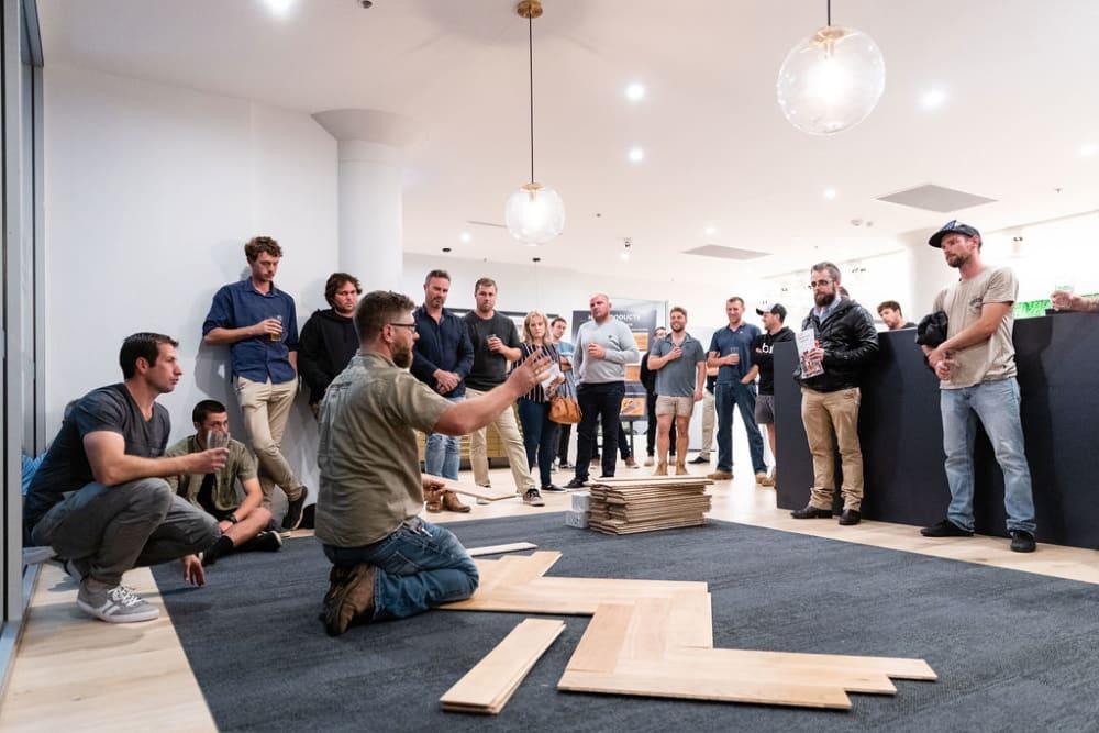News | AU | NC Installation Workshop | Photo 5
