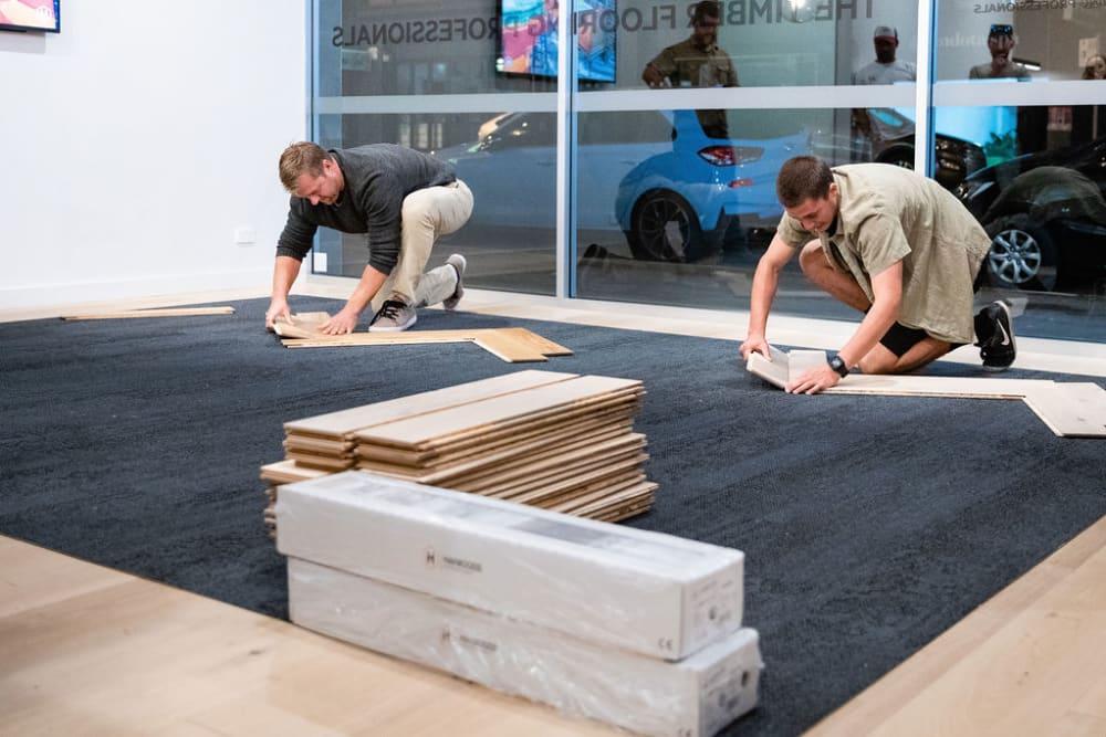 News | AU | NC Installation Workshop | Photo 6