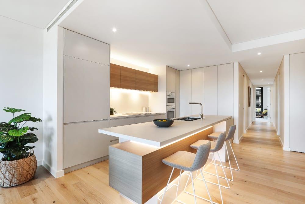 Is A Wood Floor In A Kitchen A Bad Idea Havwoods Australia