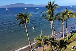 Lahaina shores resort