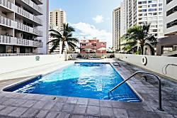 Waikiki Park Heights Ocean 1 BDR on the 18th Floor