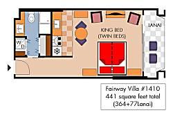 Fairway Villa #1410