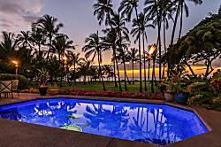 Maui Private  Beachfront Home