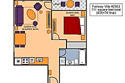 Fairway Villa #2502