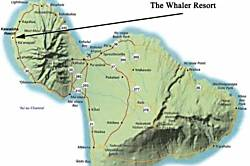 The Whaler on Kaanapali