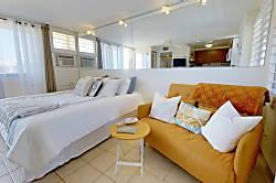 Diamond Head Hotel Suite 1105