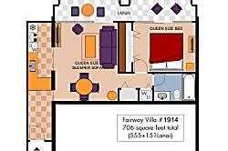 Fairway Villa #1914
