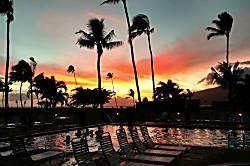 Maui Sunset B407