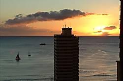 Kim's Oceanview,Waikiki Banyan