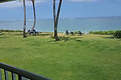 Punaluu Beachfront Condo