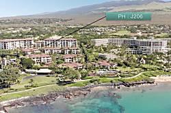 Wailea Beach Villas PH 206