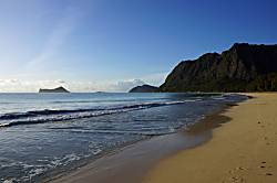 Hawaiian Sunrise Waimanalo