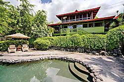 The Pagoda House