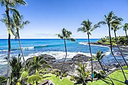 Kona Oceanfront Luxury Condo