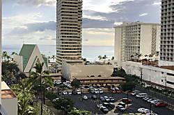 Waikiki Banyan Plumeria Suite